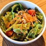 Gardens Pasta Cafe ONS - セットのサラダ