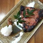 6022729 - 金目鯛の味噌漬け焼き