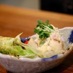 コビトカバ - ポテトサラダ