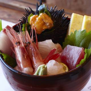 ねぶた温泉 輪島 海游 能登の庄 - 料理写真:能登丼