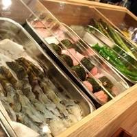 料理【こだわりの食材と製法】