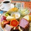アルビノール - 料理写真:ケーキモーニングセット¥680