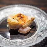 わさ - 炙り金目鯛の飯蒸し