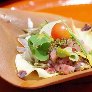 草喰 なかひがし - 料理写真:鯉