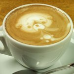 トーチ カフェ - 可愛いらしいカフェアート