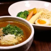 濃厚カレーつけ麺