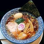 60261515 - 【生姜醤油らーめん + 味玉】¥760 + ¥100