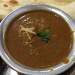アジアン料理サハラ - マトンカレー 2016.12