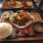 フルカワ食堂 - 焼き肉&天とり