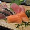 かわかみ - 料理写真:お刺身定食 860円(税込)。