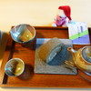 ながら茶房 本寿院 - 料理写真:ロールケーキセット 900円
