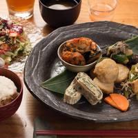 お野菜たっぷり玄米定食