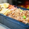 浅草今半 - 料理写真:黒毛和牛 今半すき焼き重 (1450円)