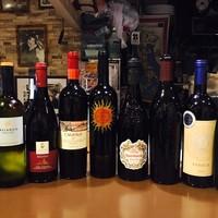 イタリアワインを揃えております