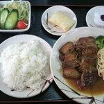 ブラジル食堂 - ポルコアサード