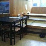 ブラジル食堂 - 店内