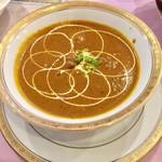 ムガルパレス - チョイスカレーのチキン・辛口