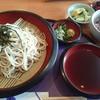 ふじ屋 - 料理写真:ざるそば(700円)
