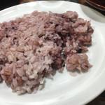 せいとう - ランチ 雑穀米