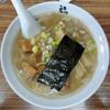 麺や 福座 - 料理写真:2016年12月4日(日) 煮干し豚骨(800円)