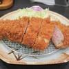 とんかつ 勝 - 料理写真:厚切りロース、平牧三元豚使用
