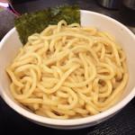 清勝丸 - 味噌つけめん(2016.12)