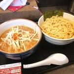 清勝丸 - 濃厚味噌つけめん(中300g)780円(2016.12)