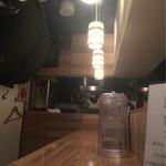 牛かつと和酒バル koda - 内観