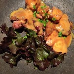 高庵 TOKYO - もも肉の味噌焼き