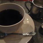 小松屋 - 食後のコーヒー