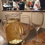 イタリアン酒場 TAKEYA - 2016/12 1Lワイン \2138