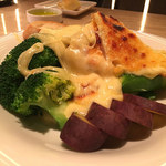 NoMad Grill Lounge -