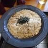 松月 - 料理写真:カツ煮_玉子とじのタレ味はわりと好きな味