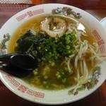 中華来々 - 料理写真:ラーメン