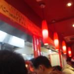 辛口炙り肉ソバ ひるドラ - 店内