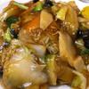 水新菜館 - 料理写真:あんかけ焼そば