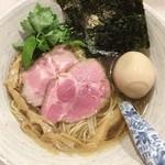 60351872 - 味玉醤油そば 2016/12