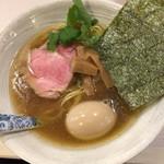 60351963 - 味玉醤油そば 2015/9