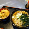 葵 - 料理写真:天丼セット(\500税込み)