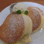 幸せのパンケーキ - 幸せのパンケーキ 1,100円