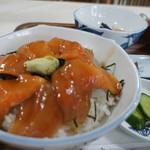 十和田食堂 - ひめます定食 1911円
