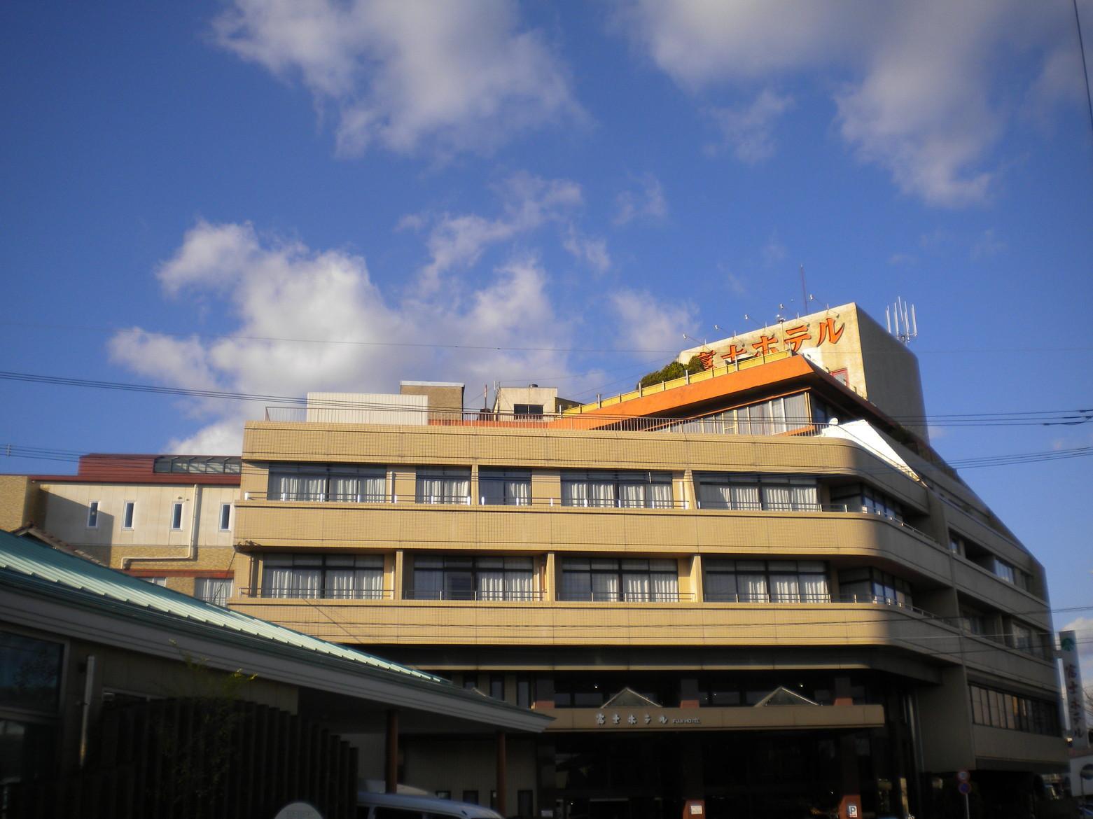 山鹿温泉・富士ホテル