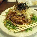 岩久本店 - 揚げ蕎麦サラダ