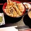 旬菜割烹 和しん - 料理写真:天丼 2016年12月