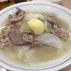あづま - 料理写真:シチューうどん