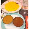 ボンベイカフェ - 料理写真:ハッピーるんち。ダルとキーマ