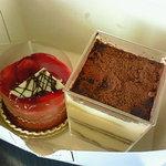 atelier H + - ケーキ②