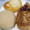 山下製パン所 - 料理写真:買ってきた4種類のパン