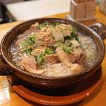 蕎楽亭 - 牛スジの煮込み