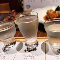日本酒を豊富に取り揃えております。日本酒ビギナーも楽しめる♪